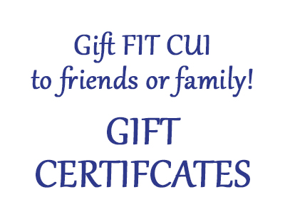Give a Gift Certifcate!